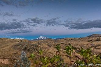Die Anden sind die längste Gebirgskette der Erde und das höchste Gebirge außerhalb Asiens