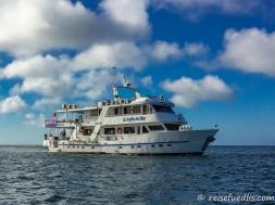 Estrella del Mar: auf diesem Boot durften wir 8 unvergessliche Tage verbringen
