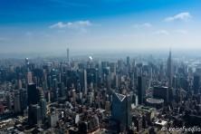 Aussicht vom One World Trade Center