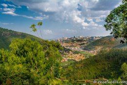 Skyline von Kigali